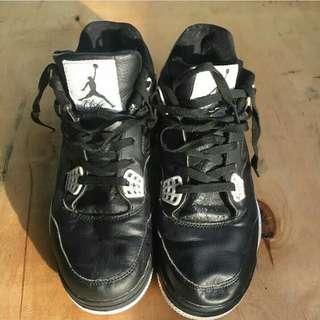 Nike Jordan Flight IV Oreo