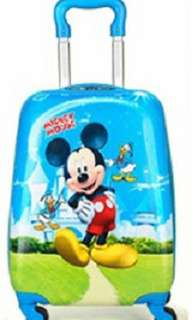 "Mickey Mouse 18"" Luggage"