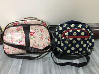 Women's bag or baby diapers bag