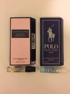 Ralph Lauren Mini Perfume迷你香水 1.5mL