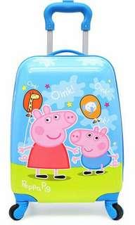 "Peppa Pig 18"" Luggage"