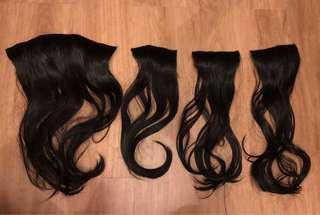 Premium Korean Wig Pieces