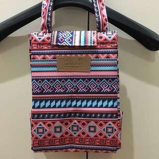 All around aztec bag