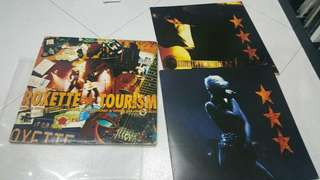 Roxette -Tourism 2x lp vinyl record