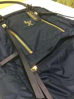 Salad backpack bag 袋 背包背囊 navy 深藍