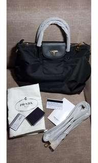 Authentic Prada Nylon Bag
