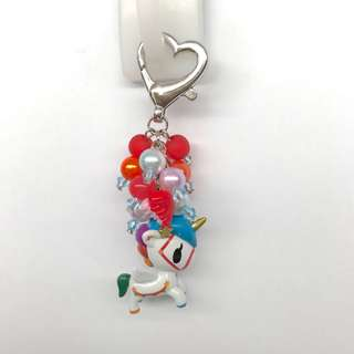 Can Can Bag Charm