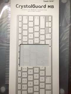 MacBook Pro 13 inch Keyboard Protector