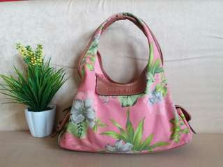 Repriced!Authentic Jamaica Bay Floral Hobo Bag