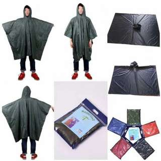 Butterfly Raincoats