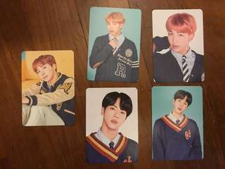 BTS 4th Muster Japan Photocards