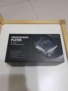 Car bluetooth player