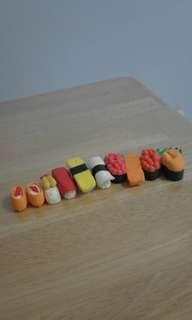 Erasers (Sushi)