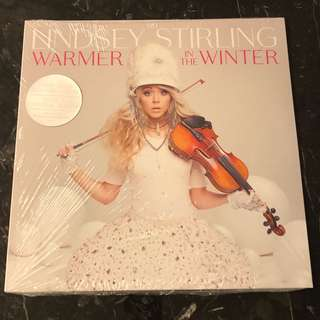 Lindsey Stirling - Warmer in the winter. Vinyl Lp. New