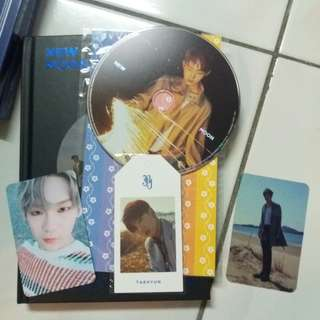[WTT] JBJ NEW MOON ALBUM PCS