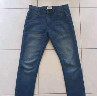 INSIGHT Skinny Blue Denim Jeans