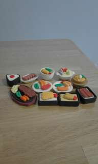 Erasers (Japanese Food)