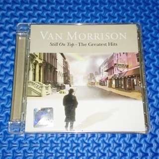 🆒 Van Morrison - Still On Top: The Greatest Hits 2CD [2007] Audio CD