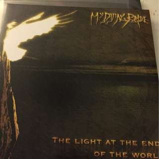 My Dying Bride ‎– The Light At The End Of The World