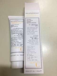 VMV Hypoallergenics Hydra Balance Moisturizer for Combination Skin