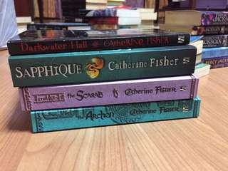 catherine fisher series