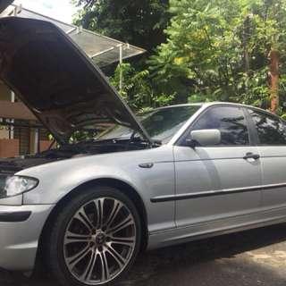 BMW Series 3 318i 2003