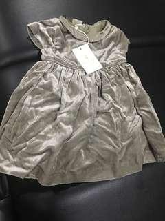Brand new Gucci dress 9/12 months