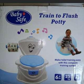 Training potty pispot portable baby safe