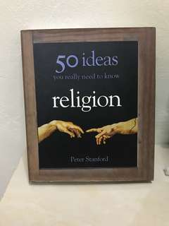 50 Ideas About Religion