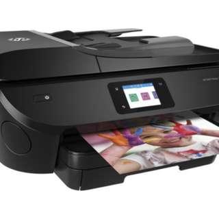 [100%新未開封有保養]HP ENVY Photo 7820 相片及文件多合一打印機