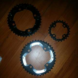 Shimano Chainrings