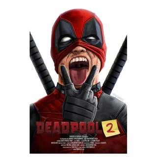 deadpool 2 posters medium sized alternate