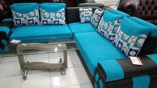 Sofa L Lotus (Promo Kredit Tanpa DP)