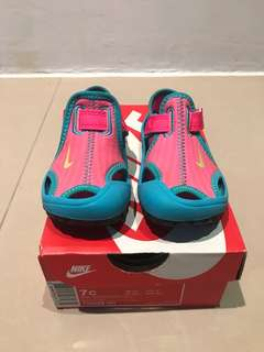 🚚 Nike Cortez 童 涼鞋 13cm