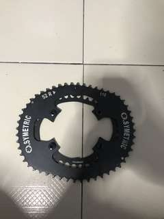 Osymetric chainring