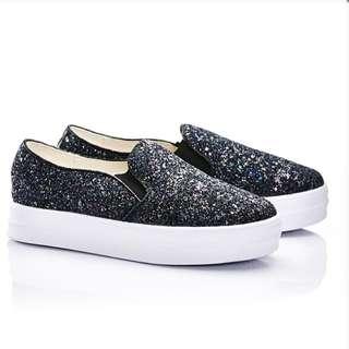 🚚 韓系精緻螢光亮蔥厚底鞋韓系精緻螢光亮蔥厚底鞋Keeley Ann