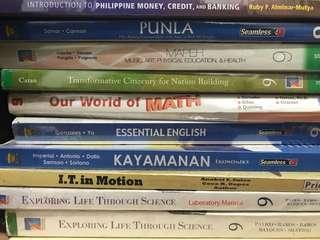 Grade9 books
