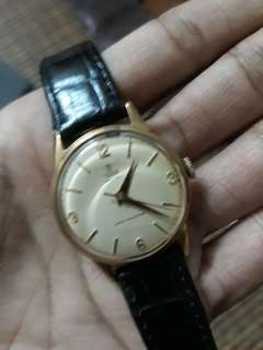 Vintage tudor royal 60an 9k solid gold