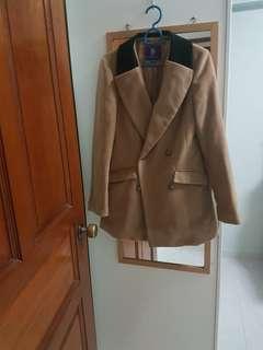 Rtp $300++ BN winter weat thick jacket
