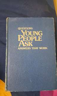 Questions Young People Ask, Answers That Work