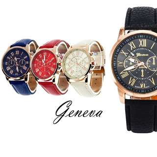 Geneva Watches