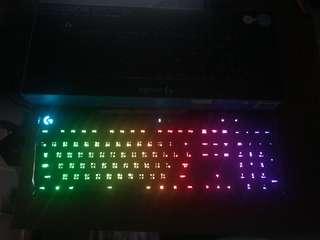 🚚 機械鍵盤G810 IRK65MN