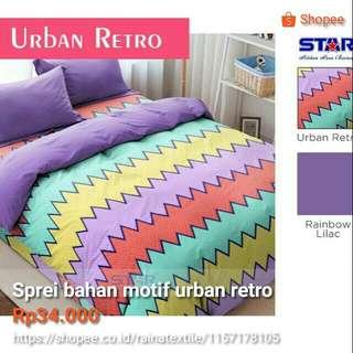 Bedcover set ukuran 180x200