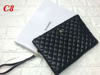 Chanel O Case Wristlet with BOX (FREE POSTAGE)