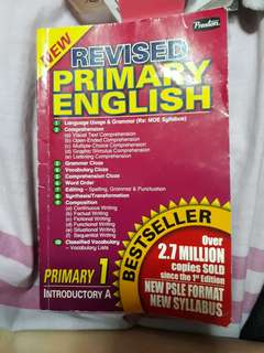 Revised primary english
