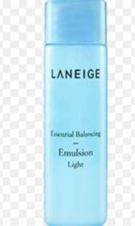 Laneige Essential Balancing Emulsion Light 50ml