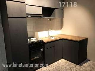 Kitchen set cat duco doff elegant