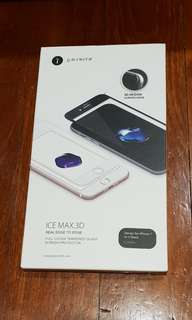 G.D.Smith Ice Max 3D Glass Protector iPhone 7
