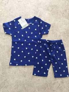 BN 4T Carter's Sleepwear/Pyjamas Set