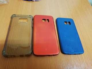 Samsung S7 Flat Cases
